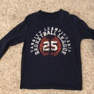 Boys long sleeve t-shirt size M (7/8)